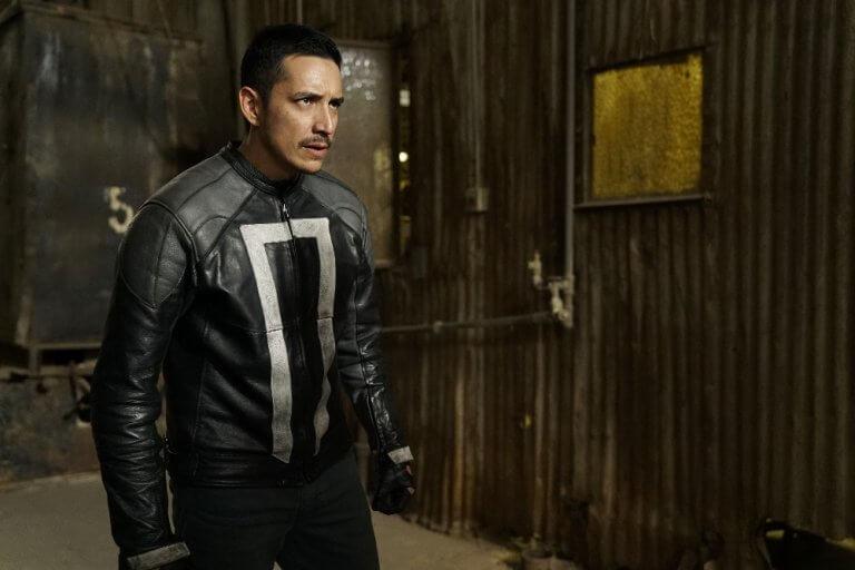 漫威影集《神盾局特工》中的羅比(蓋布瑞盧納 飾)將挑大樑,主演 2020 年全新影集《漫威惡靈戰警》。