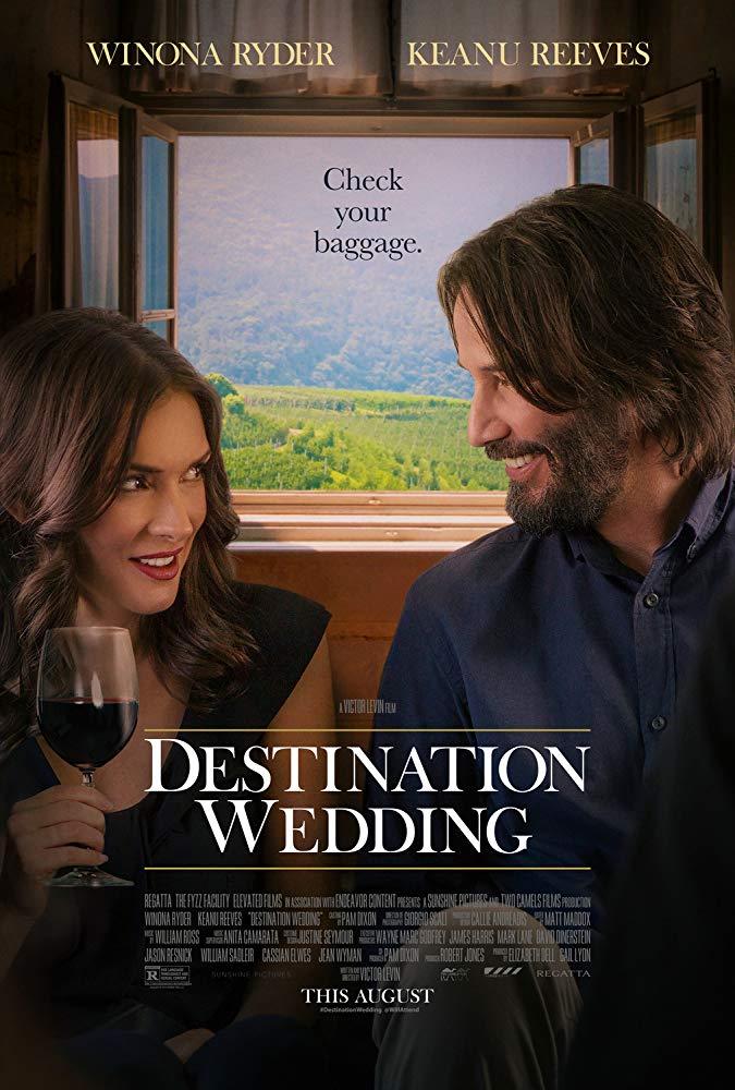 影評 《 婚禮冤家 》: 這是一部非常吃角色魅力與頻率的電影 。