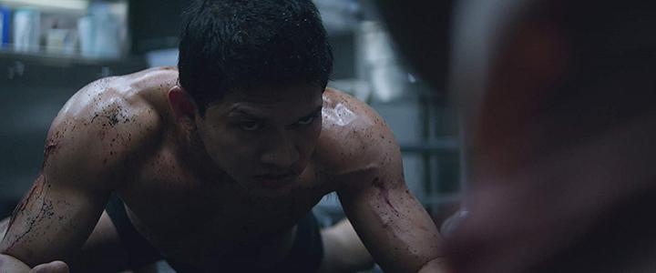 《 拳力逃脫 》 伊科烏艾斯 的好身手未能有效展現。