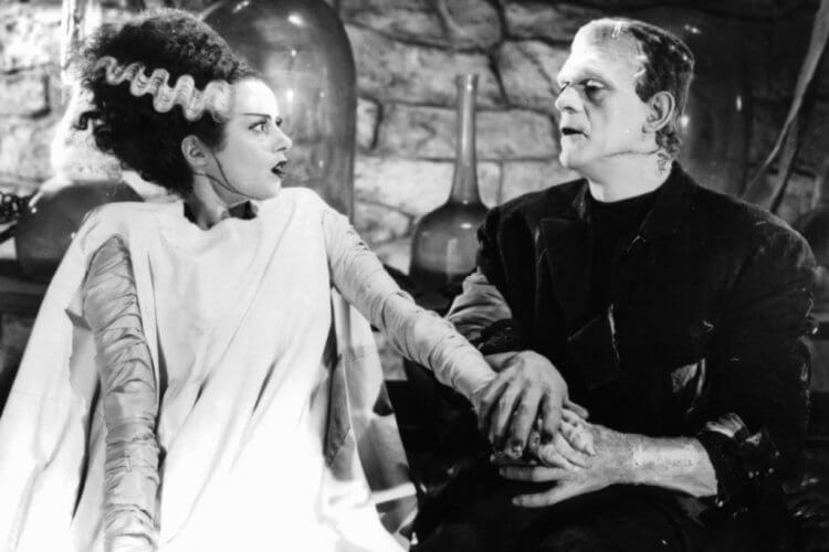 經典電影《科學怪人》(Frankenstein)