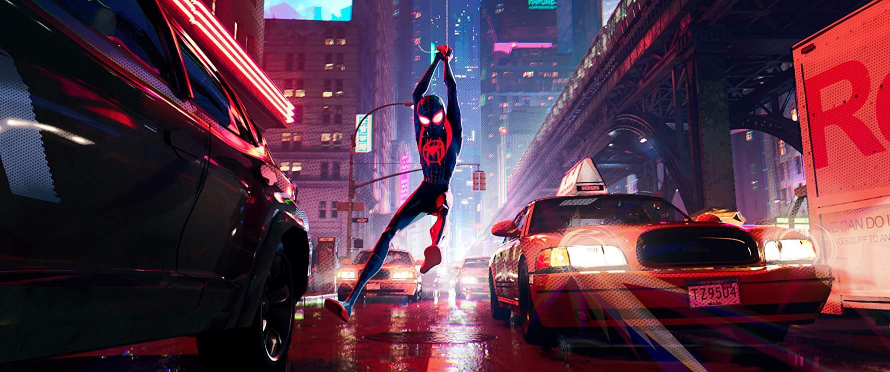 《蜘蛛人:新宇宙》(Spider-Man: Into the Spider-Verse) 成為第 76 屆金球獎最佳動畫長片得主。