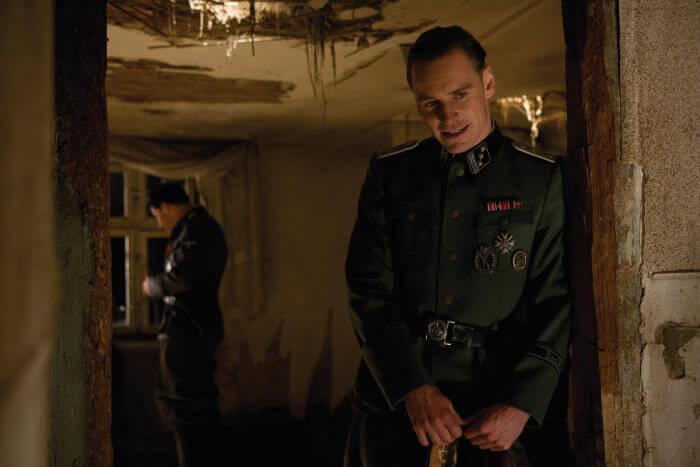 麥可法斯賓達在昆汀塔倫提諾《惡棍特工》的演出讓他更受觀眾矚目。