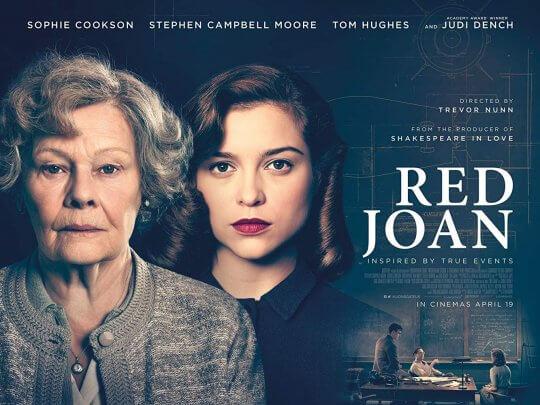 《紅色密令》(Red Joan) 劇照。