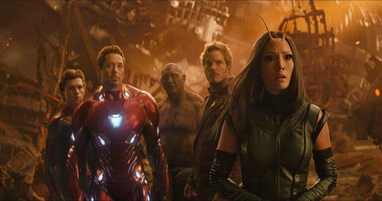 漫威《復仇者聯盟:無限之戰》絕對是 2018 年全球最賣座的電影作品了!