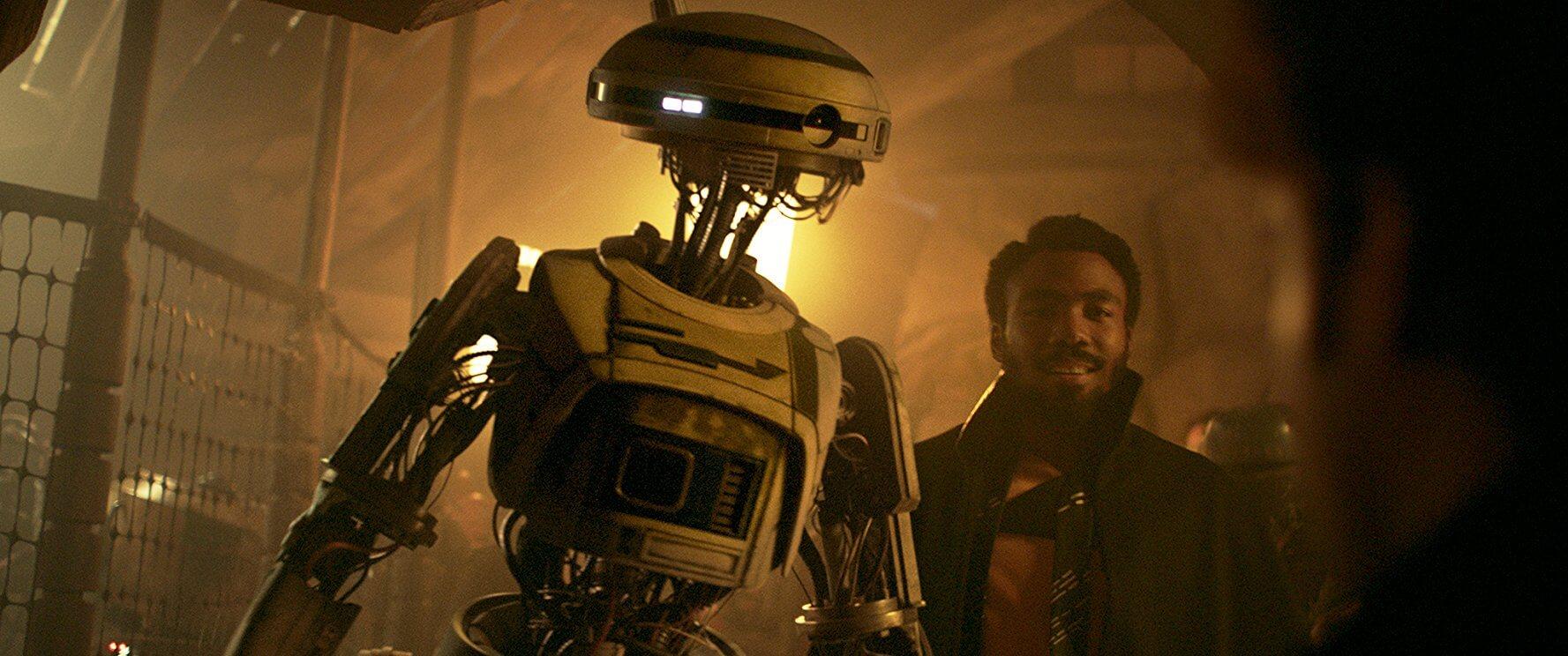 《 星際大戰外傳 : 韓索羅 》劇照