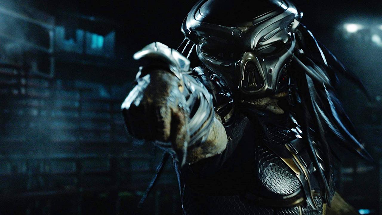 【專題】恐怖系列:尚恩布萊克新作《終極戰士:掠奪者》: 敗者不死,只是墜落