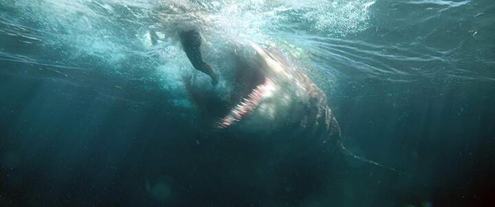 巨齒鯊 的恐懼,無論電影或小說都深深烙印在觀者腦海裡。