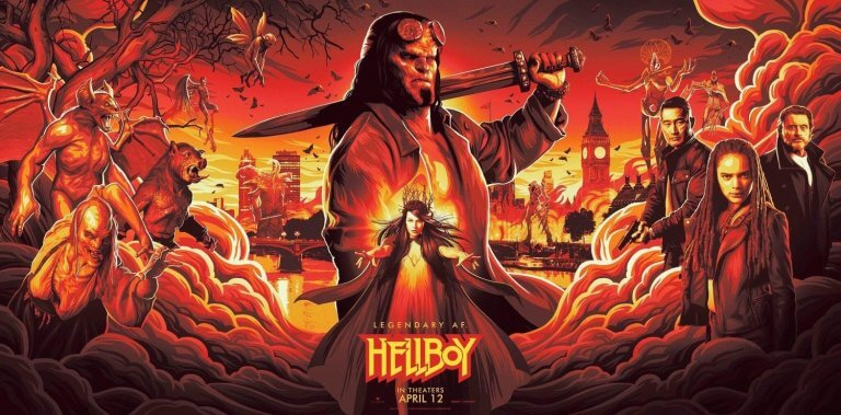 《地獄怪客:血后的崛起》劇照