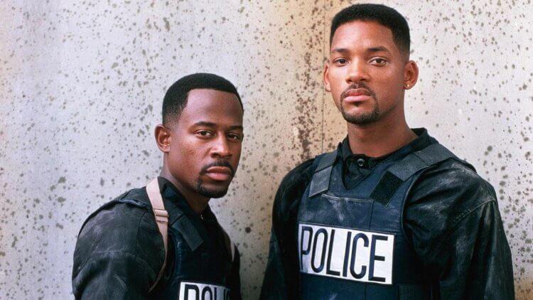 1995 年搞笑動作片《絕地戰警》(Bad Boys) 中,威爾史密斯、馬汀勞倫斯飾演的警探搭檔深受影迷喜愛。