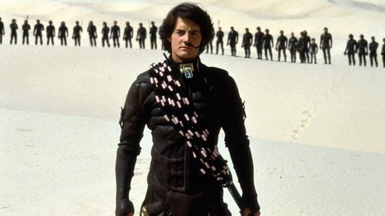 《沙丘魔堡》好萊塢群星在沙丘行星的史詩大亂鬥 (一):令好萊塢畏之卻步的銀河史詩首圖