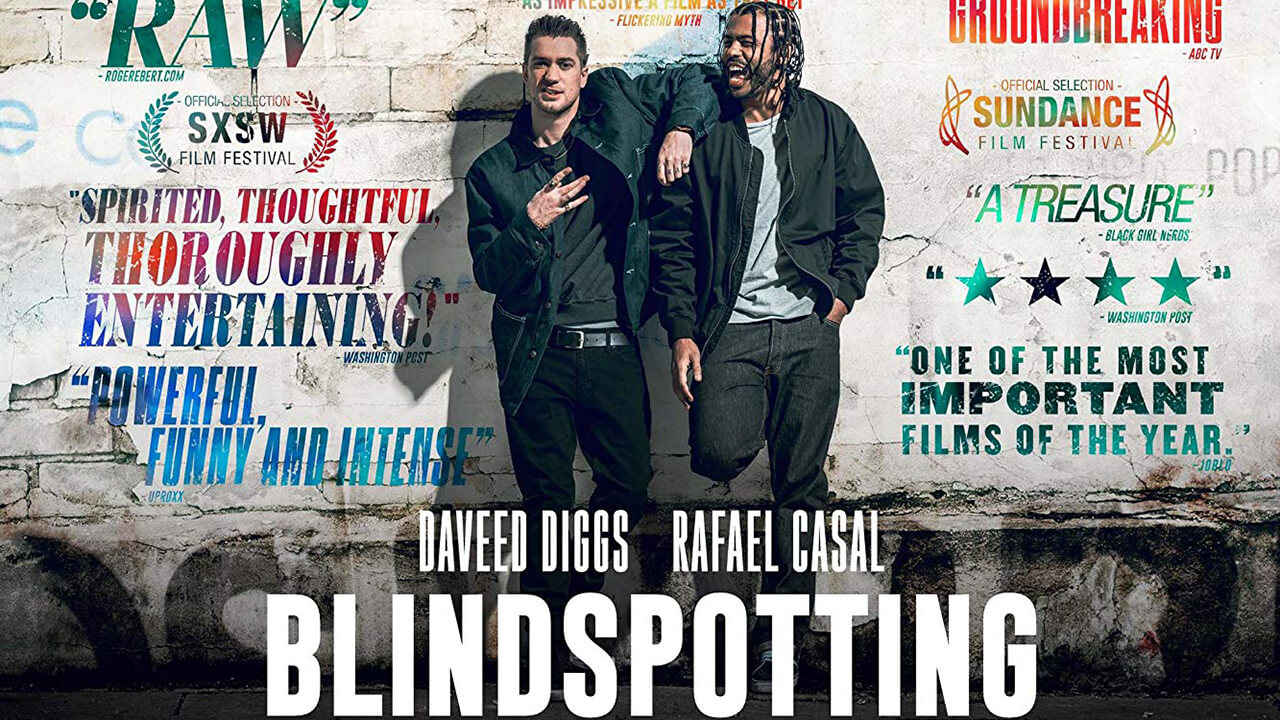 高潮迭起!最強嘻哈電影《盲點》激烈饒舌嗆爆社會黑暗面