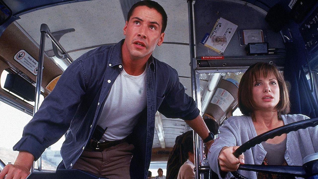 【電影背後】這就是偉大的動作天王史蒂芬席格 (11):巴士小鮮肉讓席格天王臉上無光首圖