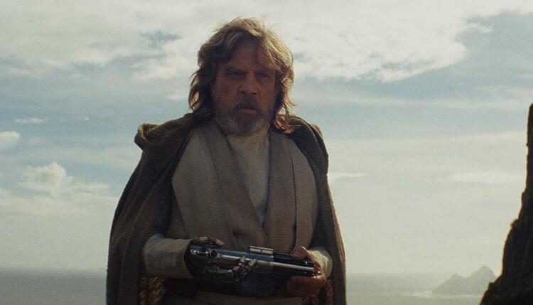 就連飾演路克天行者的演員馬克漢米爾 (Mark Hamill) 對《 最後的絕地武士 》的角色設定都不是感到滿意。