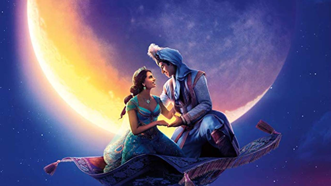【影評】《阿拉丁》寶萊塢氣勢重現迪士尼神燈經典首圖