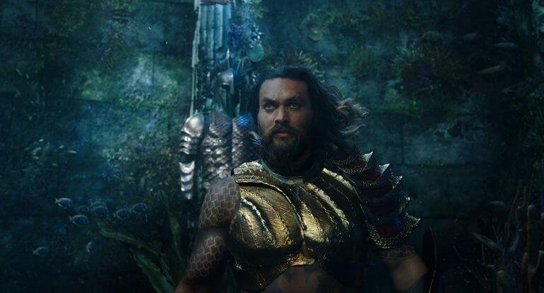 驚人的視效絕對會為觀眾與水行俠一起進入亞特蘭提斯的體驗更加分。