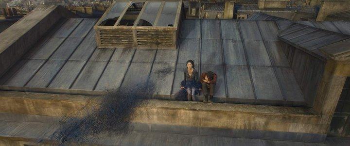 娜吉妮 的身世故事,有待《 怪獸與葛林戴華德的罪行 》上映後一探究竟了。