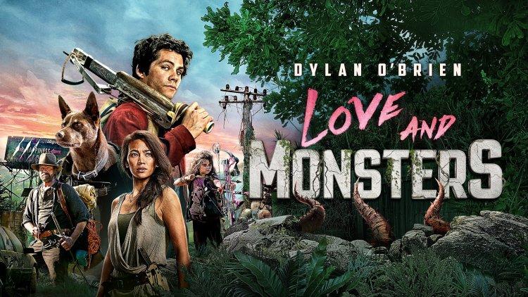 串流電影《愛與怪物》。