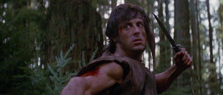 席維斯史特龍自曝 1982 年的藍波電影《第一滴血》(First Blood) 差點因為片長太過冗長而無法順利上映。