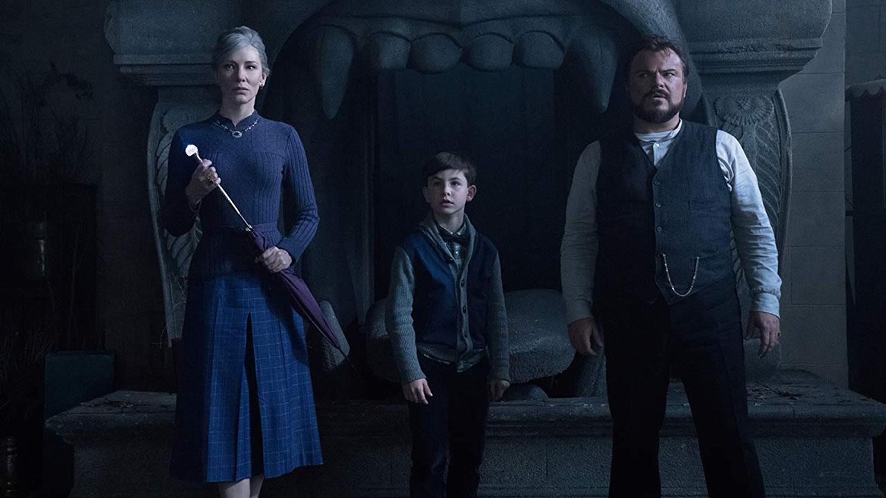 歐文瓦卡羅在《滴答屋》中的表現絲毫不被傑克布萊克、凱特布蘭琪等前輩光芒掩蓋。