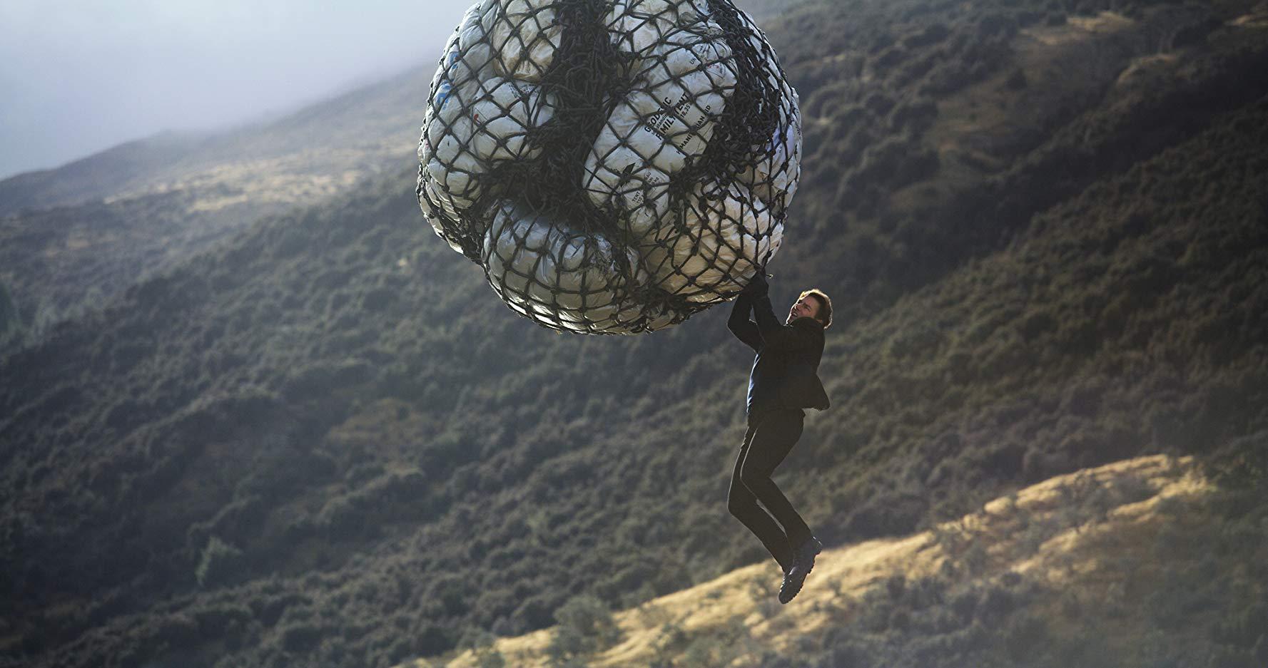 《 不可能的任務 》 電影劇照 。