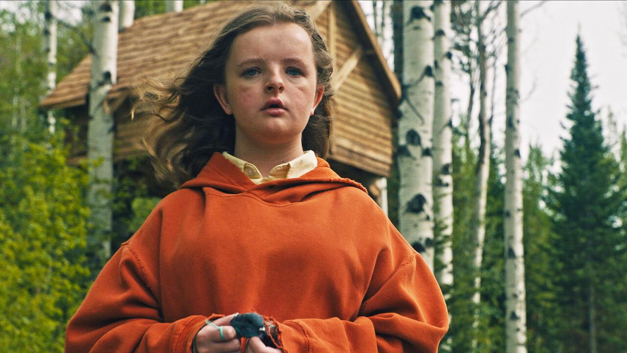查莉!不要發出「那個」聲音──《宿怨》小女孩:米莉夏皮羅