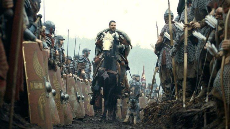 【影評】《神鬼戰士》加長版:恢弘格局下的男性英雄獻祭首圖