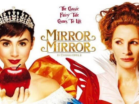 《魔鏡,魔鏡》(Mirror Mirror) 劇照。