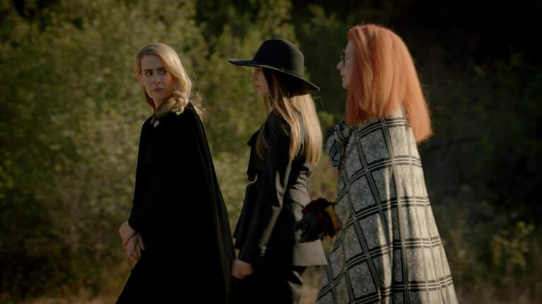 女巫們將在第八季《美國恐怖故事:啟示錄》中現身。