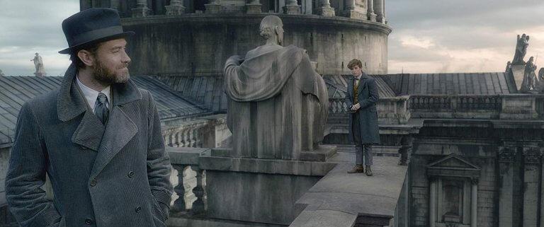 《怪獸與葛林戴華德的罪行》新角色過多,迫使整體劇情凌亂。