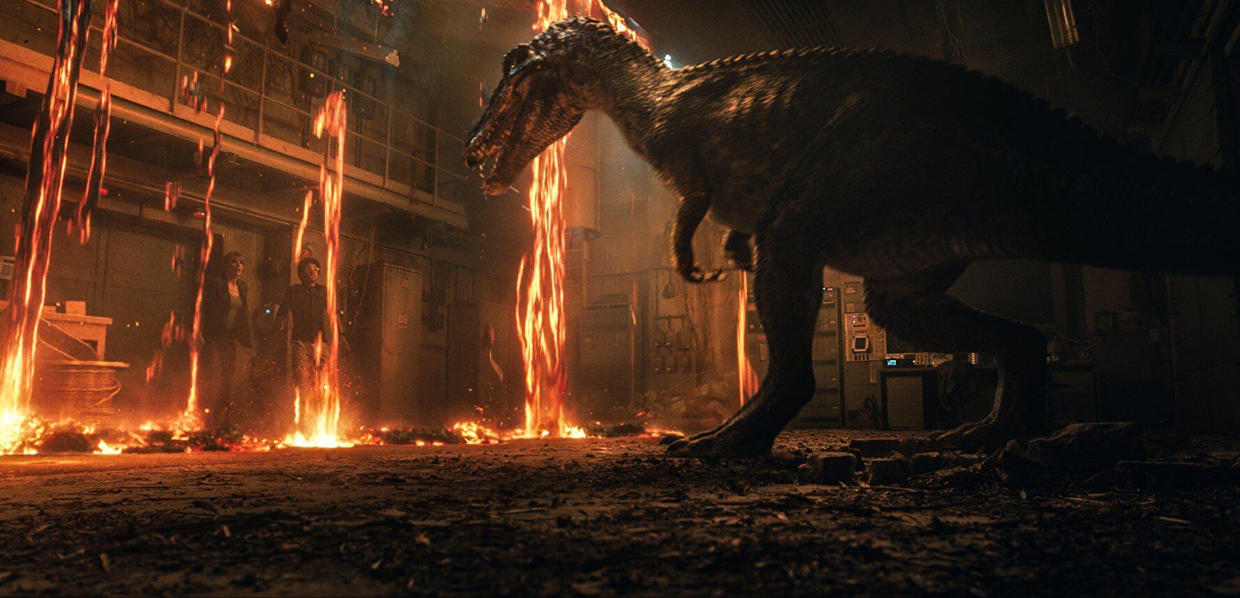 侏羅紀世界:殞落國度-劇照