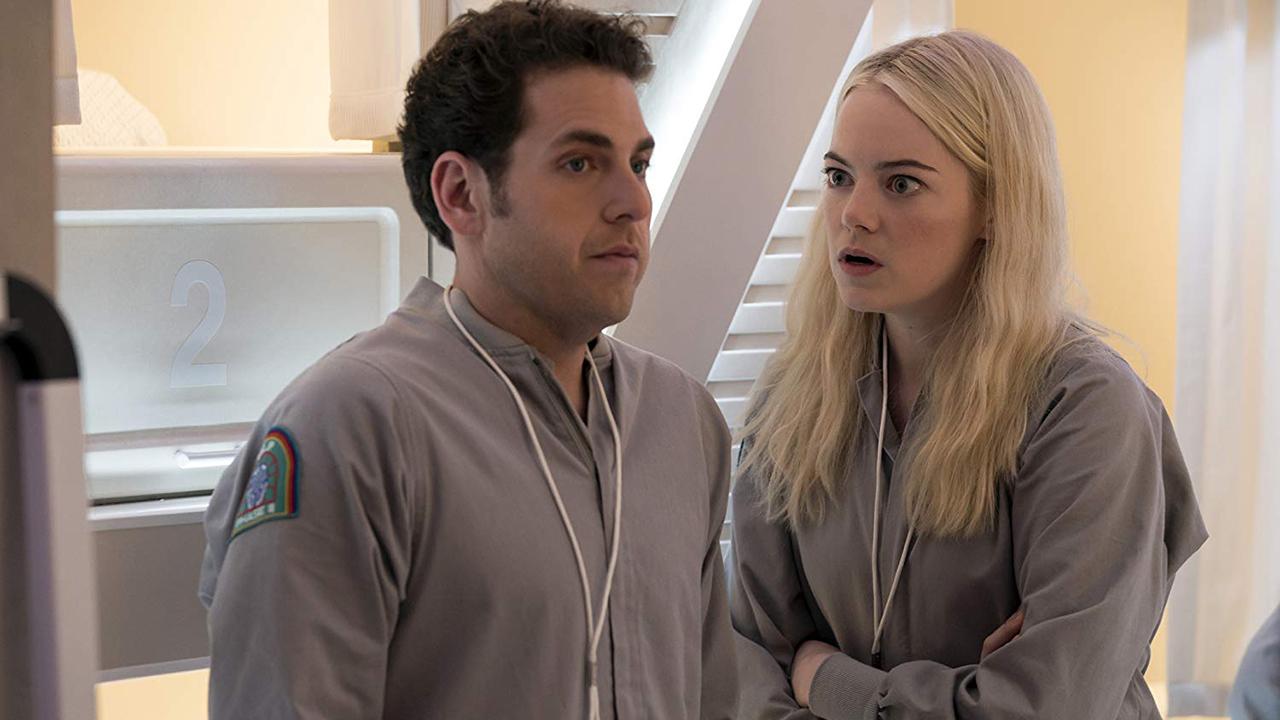 神劇預感?奧斯卡影后艾瑪史東主演 Netflix 迷你劇《狂想》釋出全新預告首圖
