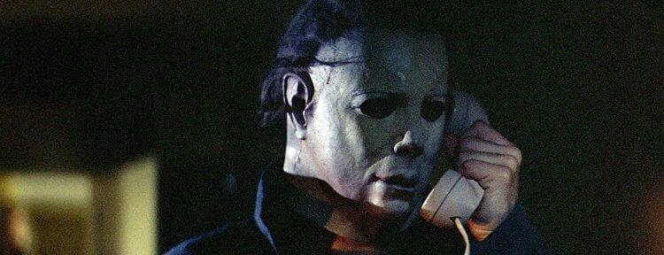 《月光光心慌慌》(Halloween) 打造出殺人魔麥克邁爾斯 (Michael Myers) 的經典面具。