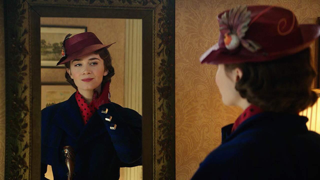 【影評】《愛‧滿人間》帶回愛與希望的新一代魔法保姆 – 艾蜜莉布朗成功演繹迪士尼經典歌舞續作首圖