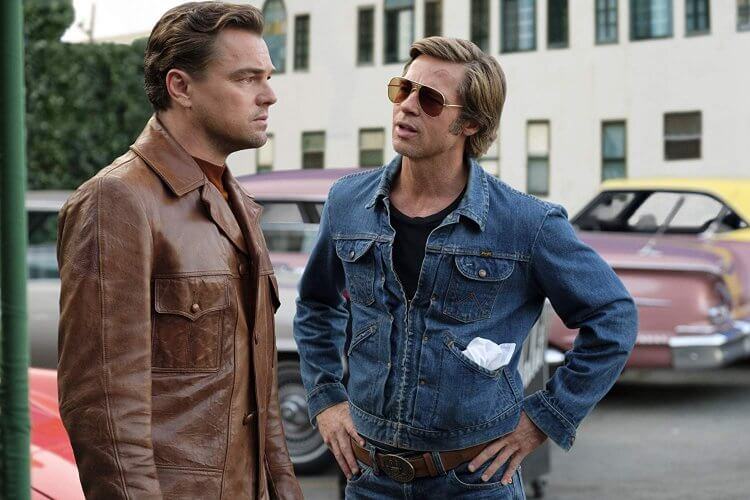 《從前,有個好萊塢》找來兩大男神助陣。