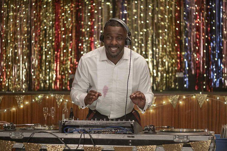 《dJ 奶爸》影集中的伊卓瑞斯艾巴 (Idris Elba)