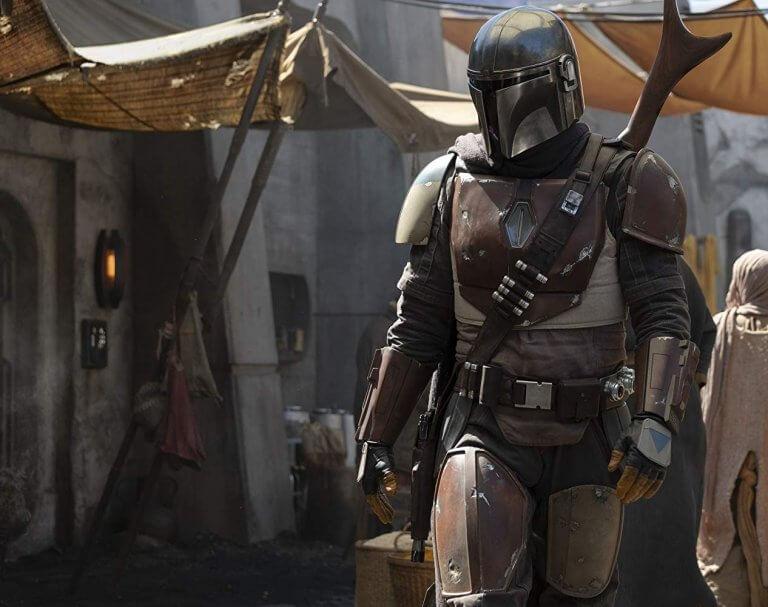 唐諾佛利歐的首部《星際大戰》(Star Wars) 系列相關影集作品:《曼達洛人》(The Mandalorian)