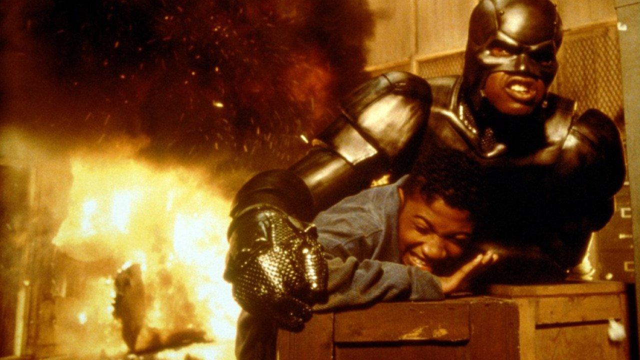黑色的超英戰士《鋼鐵悍將》(一):打造一位讓黑人揚眉吐氣的「黑色」英雄首圖