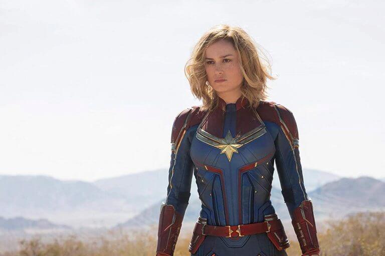 奧斯卡影后布麗拉森表示,穿上驚奇隊長 (Captain Marvel) 戲服後不易活動,甚至無法自己上廁所。
