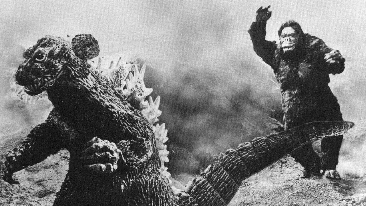 【專題】怪獸系列:哥吉拉 (八) 怪獸宇宙因《金剛對哥吉拉》而存在!