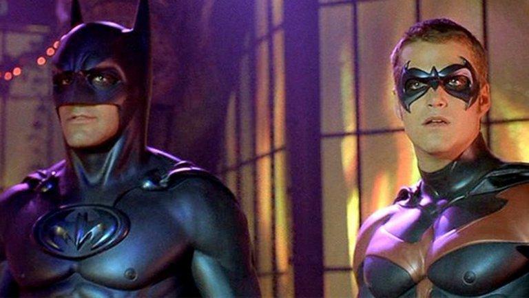 【專題】《蝙蝠俠3》(五):蝙蝠俠,一「點」都不能少!