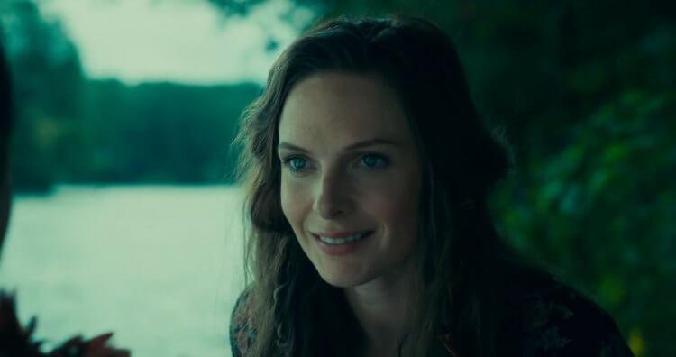 《安眠醫生》(Doctor Sleep) 蕾貝卡弗格森 (Rebecca Ferguson) 飾演的高帽蘿絲。