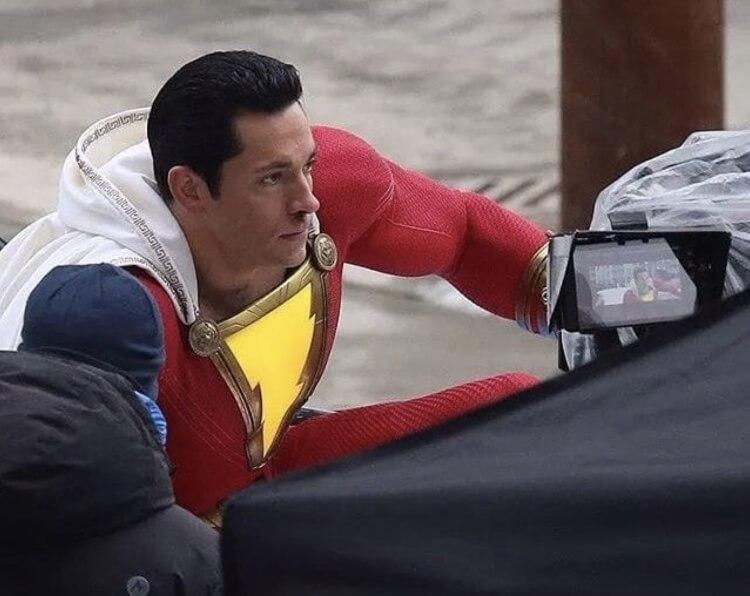 《 沙贊 ! 》主角 : 柴克萊威 透露在一開始不確定自己是否能勝任這位超級英雄角色。