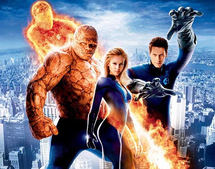 2005 年提姆史多利 (Tim Story) 執導的《驚奇4超人》電影。