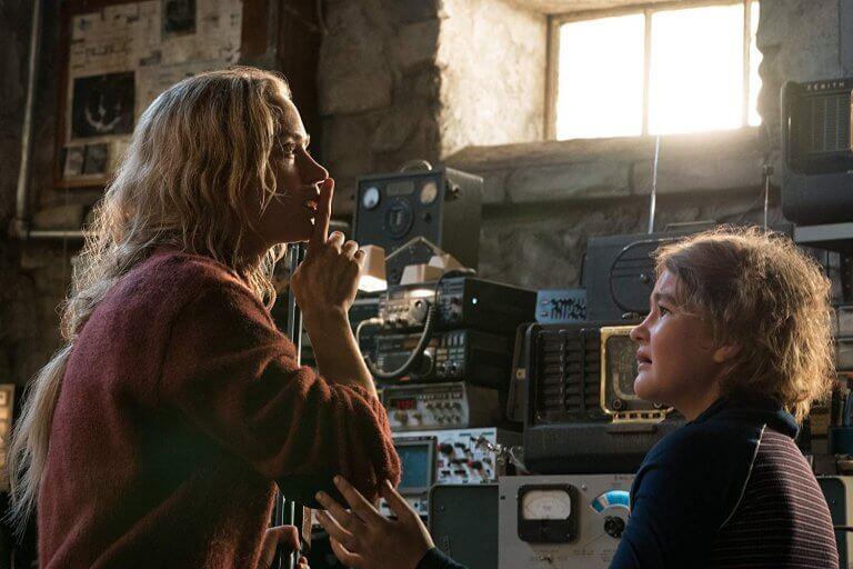 2018 年上半年的驚悚恐怖片話題作:《噤界》。