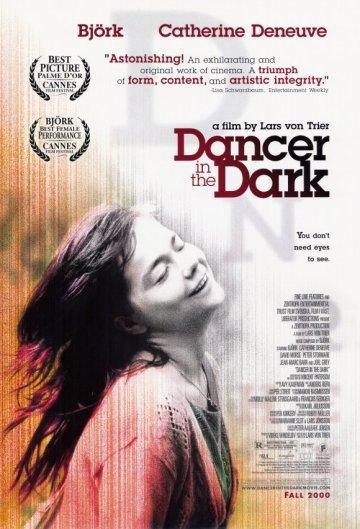 拉斯馮提爾執導、2000 年坎城金棕櫚獎、最佳女主角獎肯定的電影《在黑暗中漫舞》 20 週年數位修復版即將在台上映。
