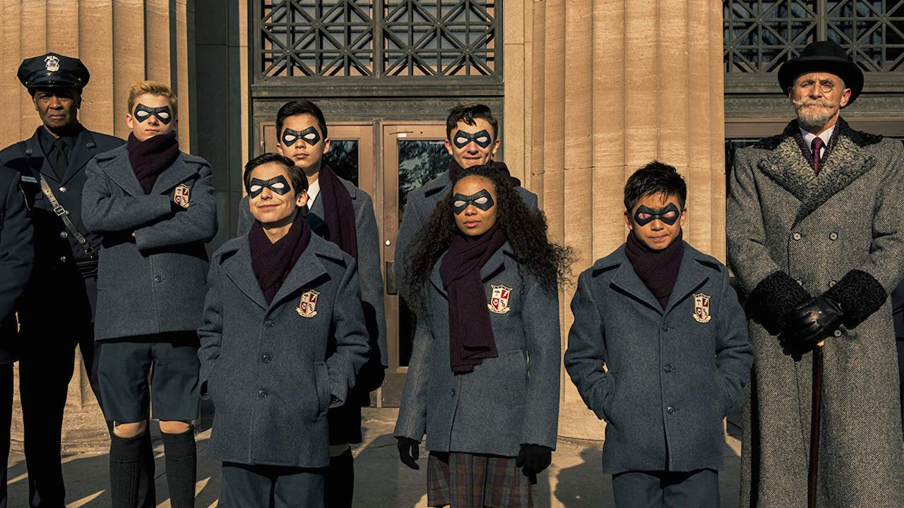 新一代話題超能影集《雨傘學院》你看了嗎?編號英雄們的特殊能力介紹首圖