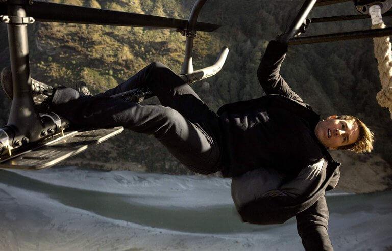 《不可能的任務:全面瓦解》(Mission: Impossible – Fallout) 劇照。