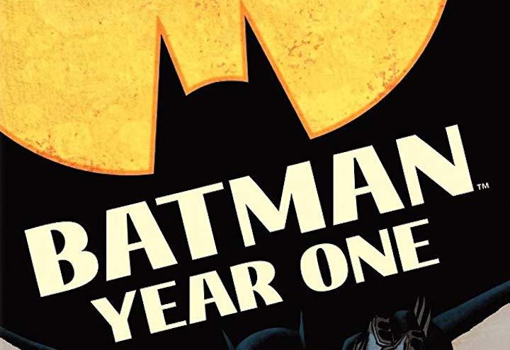 《蝙蝠俠:元年》。