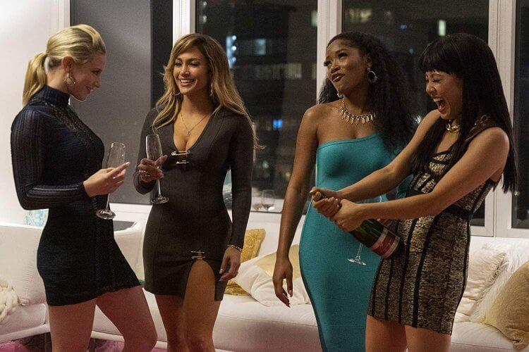 真實犯罪事件改編的詐騙喜劇《舞孃騙很大》集結珍妮佛洛佩茲、吳恬敏、茱莉亞史緹兒及莉莉萊茵哈特等話題女星共演。
