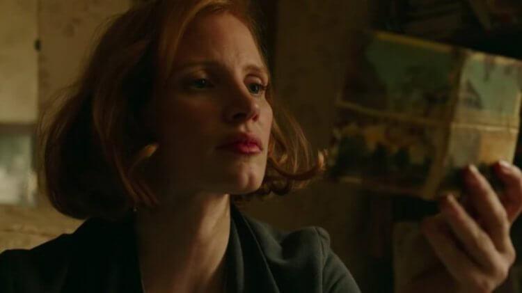 《牠:第二章》(It: Chapter Two) 中飾演大人版貝芙莉的潔西卡雀絲坦。